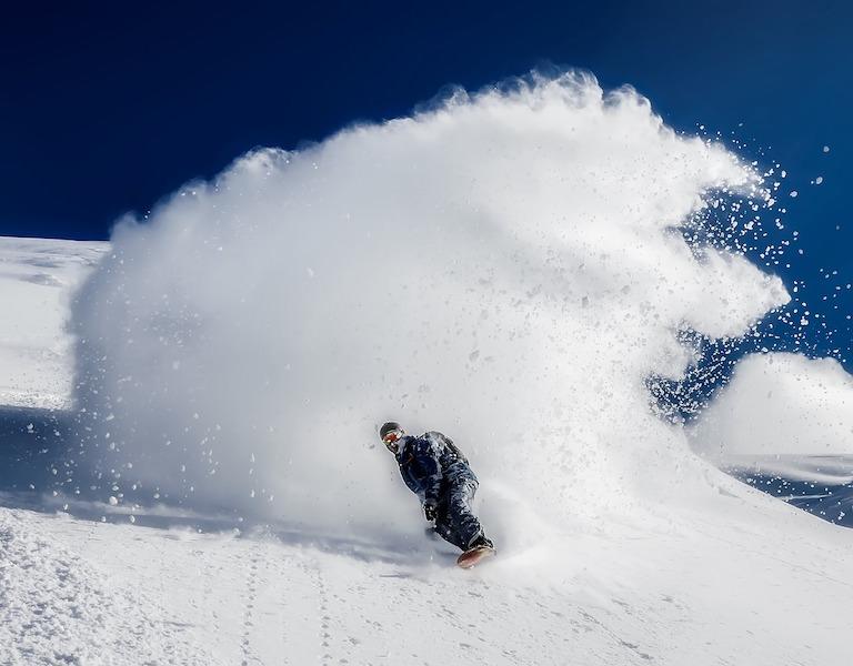 水上のスキー場積雪情報