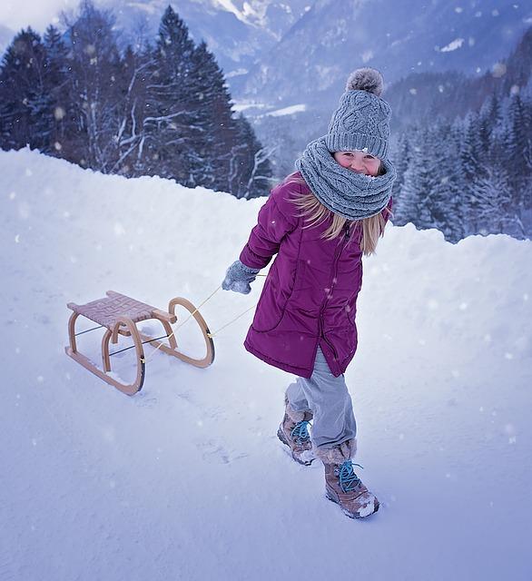 水上で雪遊び!親子で楽しむ3つの方法!