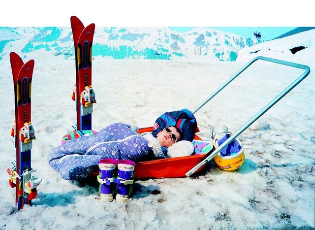 水上で雪遊び!親子で楽しむ3つの方法!-キッズスペースの特徴
